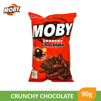 Picture of Moby Chocolate 90g - 053055