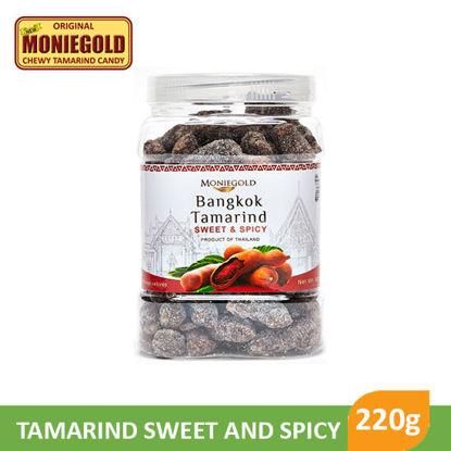 Picture of Moniegold Tamarind Sweet & Spicy 220g - 070380