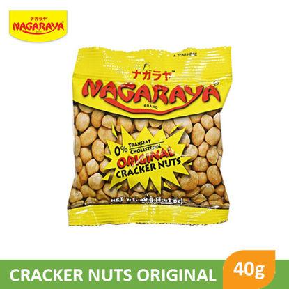 Picture of Nagaraya Cracker Nuts 40g, Original - 017937