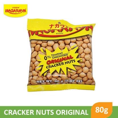Picture of Nagaraya Cracker Nuts 80g, Original - 017942