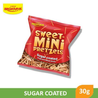 Picture of Nagaraya Sweet Mini Pretzel 30g - 064894