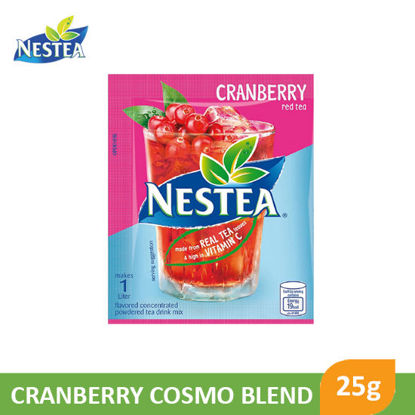 Picture of Nestea Cranberry Cosmo Blend Litro Pack 25g - 079598