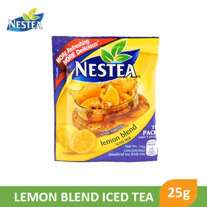 Picture of Nestea Lemon Blend Litro Pack 25g - 064672