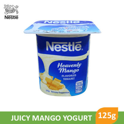 Picture of Nestle Fruit Selection Yogurt Juicy Mango 125g - 017617