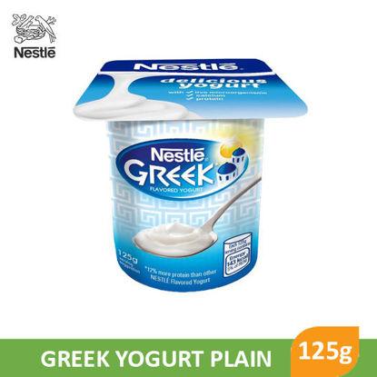 Picture of Nestle Greek Yogurt Plain 125g - 088499