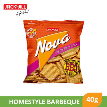 Picture of Jack N Jill Nova Homestyle Barbeque 40g - 010786