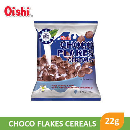 Picture of Oishi Choco Flakes 22g - 023777