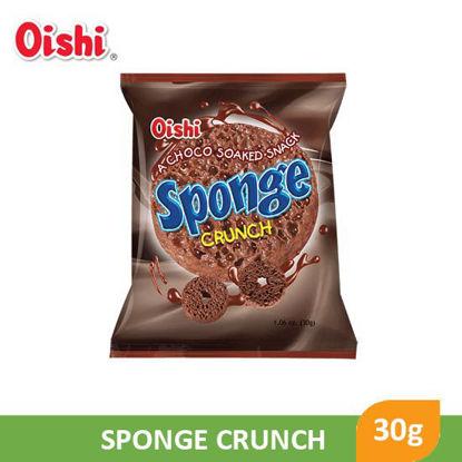 Picture of Oishi Sponge Crunch 30g - 042059
