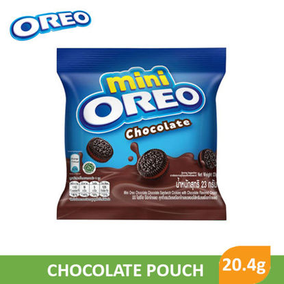 Picture of Oreo Mini Chocolate Pouch 20.4g - 086606