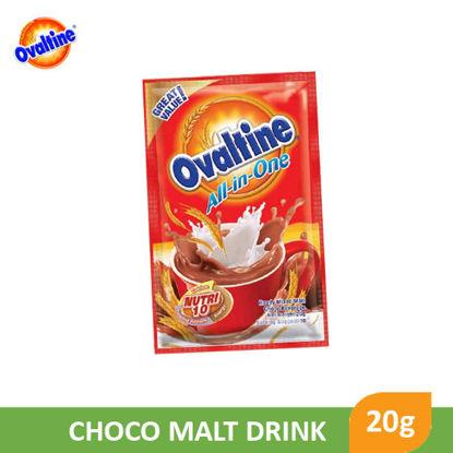 Picture of Ovaltine Powder Choco Malt Drink 20g - 065109