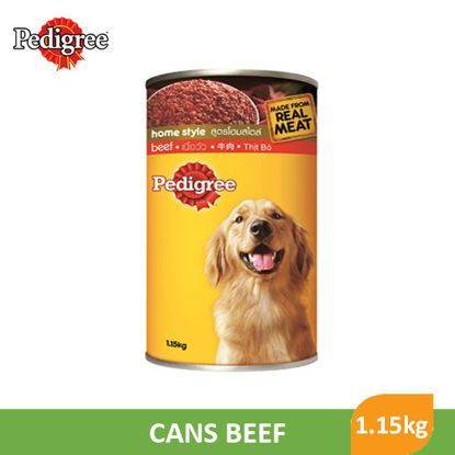 Picture of Pedigree Cans Beef 1.15Kg - 090297