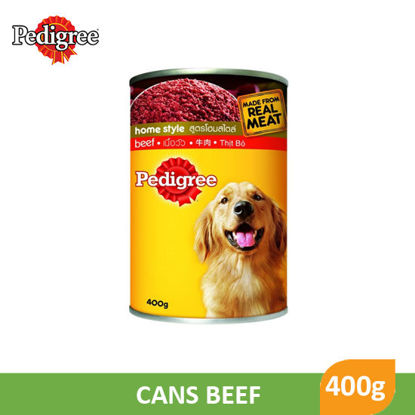 Picture of Pedigree Cans Beef 400g - 010752