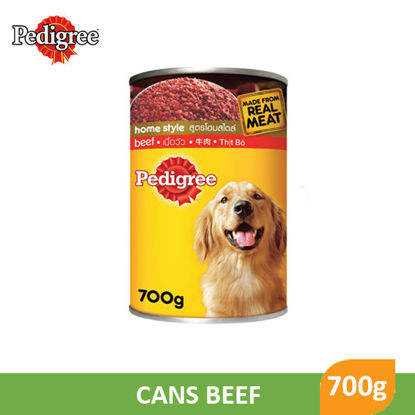 Picture of Pedigree Cans Beef 700g - 010754