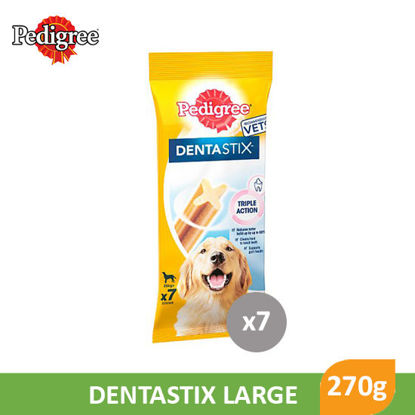 Picture of Pedigree Dentastix Large 270g x 7S - 094066