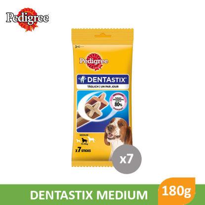 Picture of Pedigree Dentastix Medium 180g x  7S - 094065