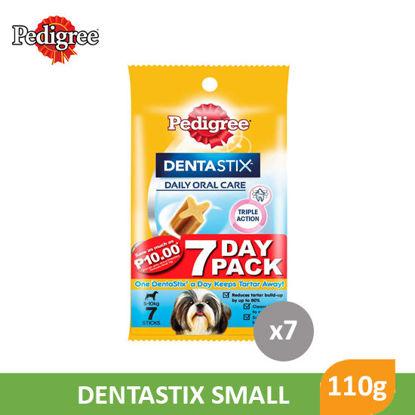 Picture of Pedigree Dentastix Small 110g x 7S - 094064