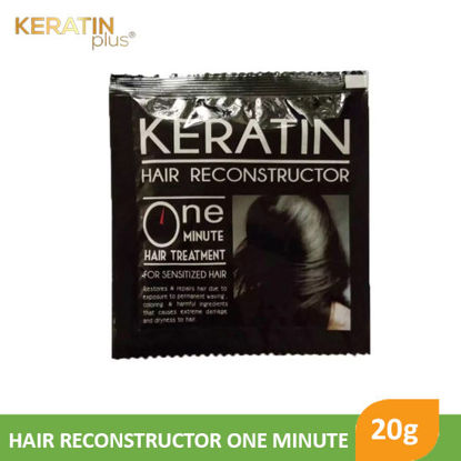 Picture of Keratin Hair Reconstructor One Minute 20g - 091297