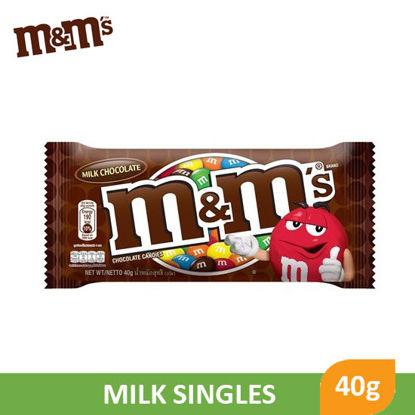 Picture of M&M Milk Singles 40g - 010722