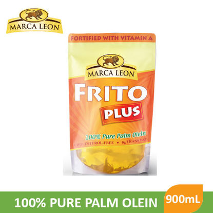 Picture of Marca Leon Frito Plus Budget Pack 900ml - 086105