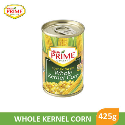 Picture of Mega Prime Whole Kernel Corn 425g - 085943