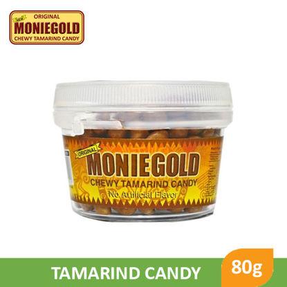 Picture of Moniegold Tamarind Candy 80g - 049556