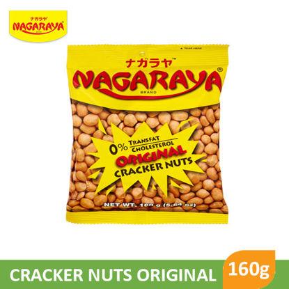 Picture of Nagaraya Cracker Nuts 160g, Original - 017947