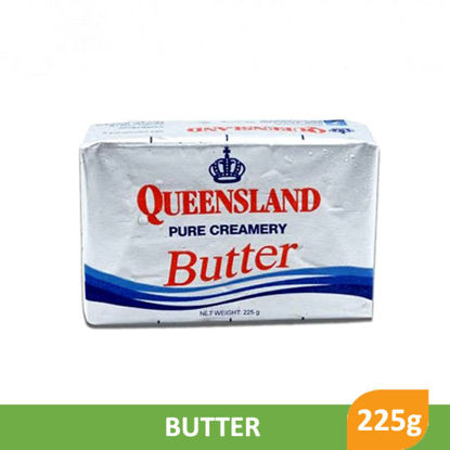 Picture of Queensland Fresh Butter 225g -  012338