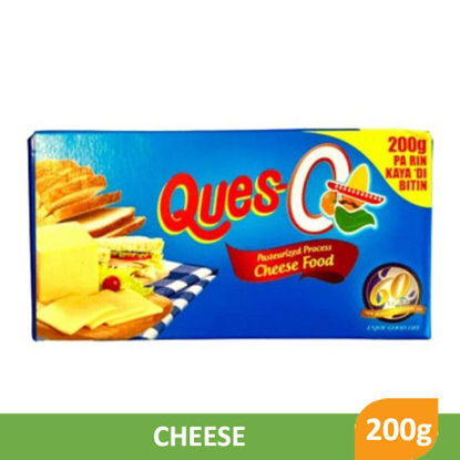 Picture of Ques-O Cheese Food 200g -  012351