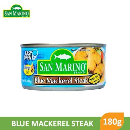 Picture of San Marino Blue Mackerel Steakspnsh180g - 57524