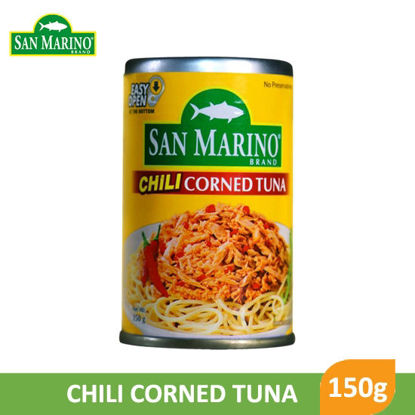 Picture of San Marino Chili Corned Tuna 150g -  054163