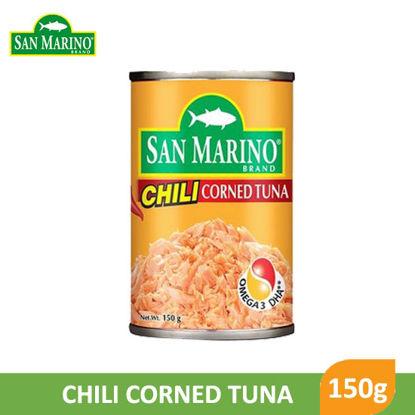 Picture of San Marino Chili Corned Tuna Easy Open 85g -  054164
