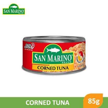 Picture of San Marino Corned Tuna Easy Open 85g -  058114