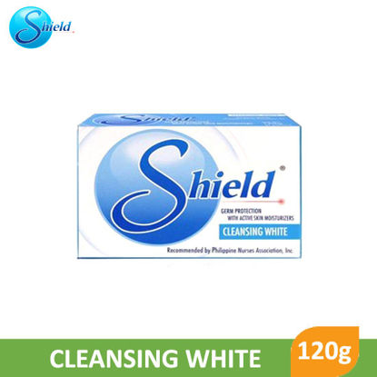Picture of Shield Soap Cleansing White 120g -  068265