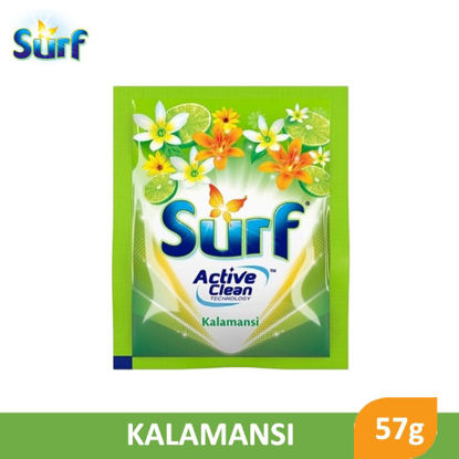 Picture of Surf Calamansi Laundry Powder 57g  -  052762
