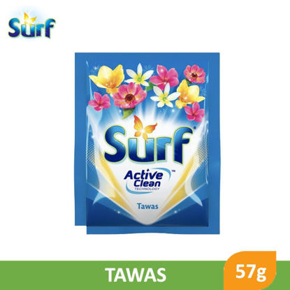 Picture of Surf Active Clean Tawas Laundry Powder 57g -  052763