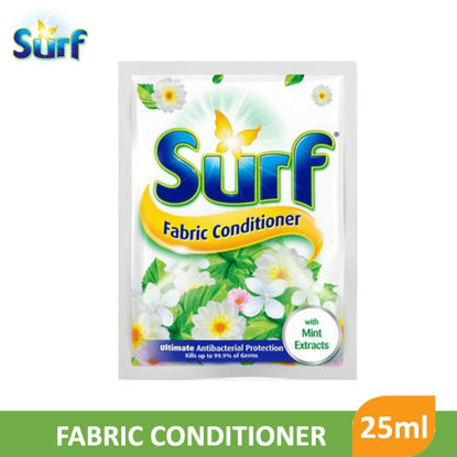 Picture of Surf Fabric Conditioner Antibac With Mint 25ml -  094969