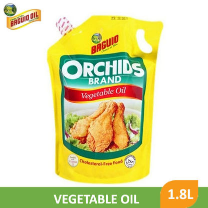 Picture of Orchids Vegetable Oil 1.8L -  063449