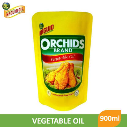 Picture of Orchids Vegetable Oil 900ml 063450