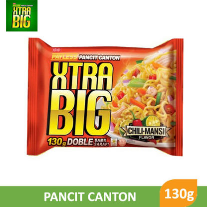 Picture of Payless Xtra Big Pancit Canton Chilimansi 130g -  014050