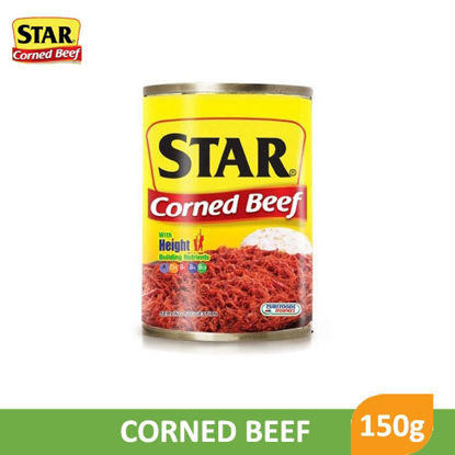 Picture of Purefoods Star Corned Beef 150g -  074307