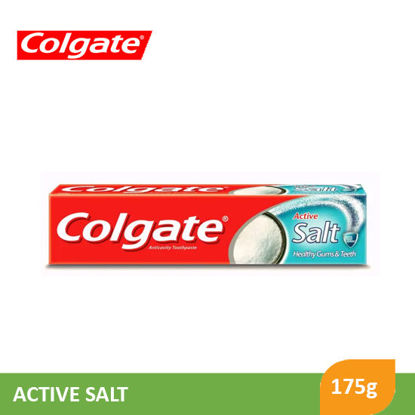 Picture of Colgate Active Salt Twinpack 175G - 90014