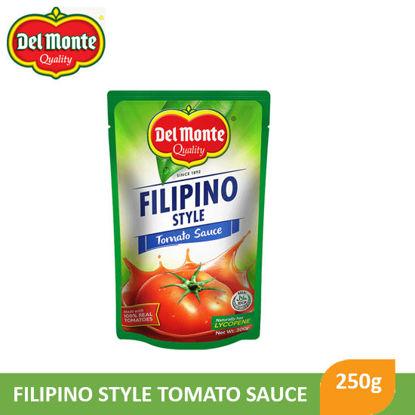Picture of Del Monte Tomato Sauce Filipino Style 250g - 73026