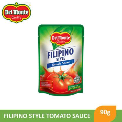 Picture of Del Monte Tomato Sauce Filipino Style 90g - 73024