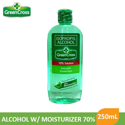 Picture of GreenCross Alcohol 70%With Moisturizer 250mL - 9876