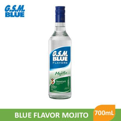 Picture of GSM Blue Mojito 700ml - 70237