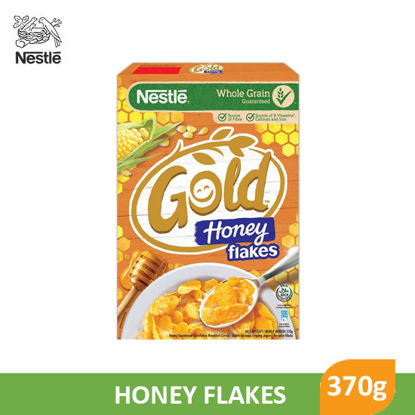 Picture of Nestle Honey Gold Flakes 370g - 99653