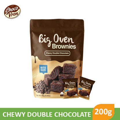 Picture of Choco Vron Big Oven Brownies 200g - 92801