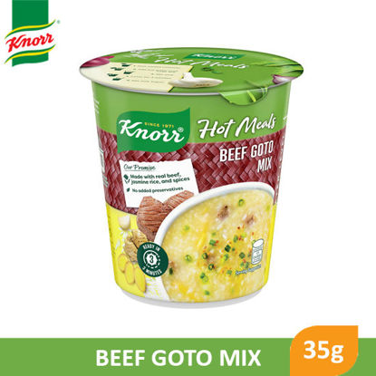 Picture of Knorr Cup Hot Meals Beef Gotto 35g - 100874