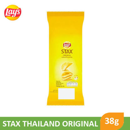 Picture of Lays Stax Thailand Original 38g - 80097