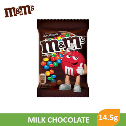 Picture of M&Ms Milk Links 14.5g - 73901